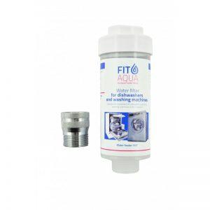 Zestaw: Filtr pralkowo-zmywarkowy + bezpiecznik sieci wodociągowej